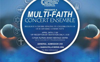 Multi-Faith Concert