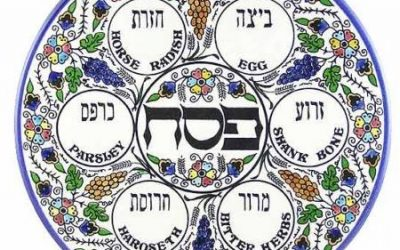 Passover Greetings 2019