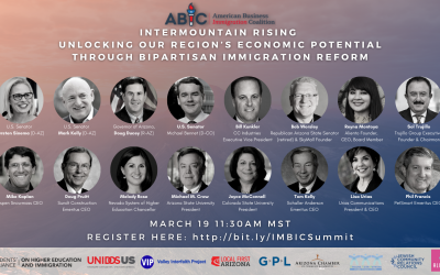 American Business Immigration Coalition (ABIC) Intermountain Immigration Summit