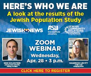 ASU Jewish Population Survey program